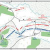 First Saratoga, Situation at 1700 Hours, 19-Sep-1777