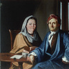 Governor Jonathan and Faith Trumbull, 1778